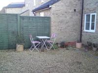 View The Small New Build Garden Album