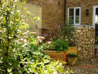View The Small New Build Garden Album