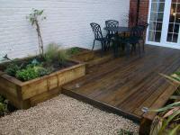 View The Small Courtyard Garden  Album