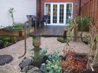 View The Small Courtyard Garden  Album